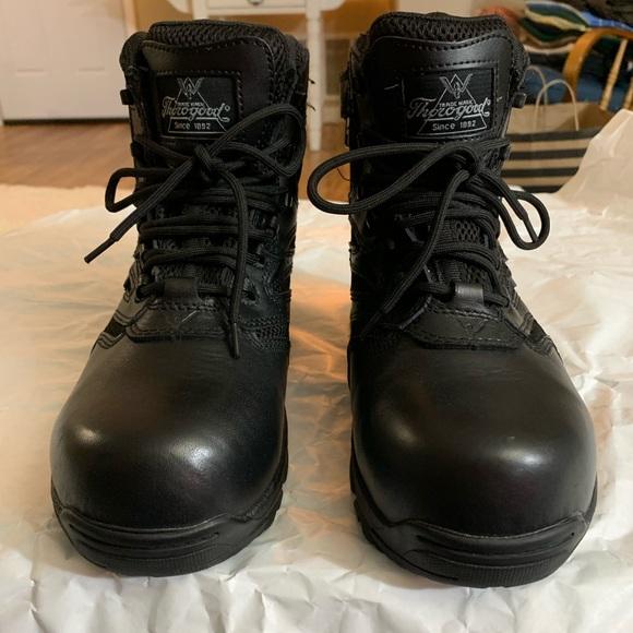 c64009b44b2 Thorogood deuce 6 in waterproof safety toe boots